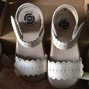 Livie & Luca Posey Sandals - Brand New in Box